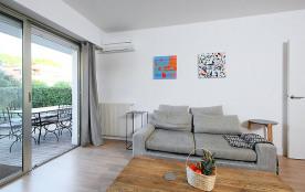 Appartement pour 2 personnes à Antibes