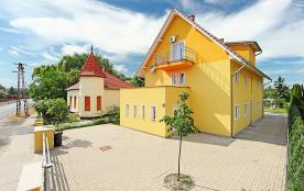 Appartement pour 2 personnes à Balatonmariafurdo