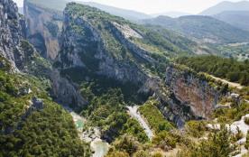 Huttopia Gorges du Verdon, 166 emplacements, 69 locatifs