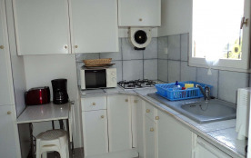 cuisine équipée et aménagée T-3