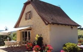 La Maisonnette Quercynoise,gîte près de Saint Céré - Saint-Laurent-les-Tours