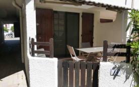 Résidence le Beauduc (J2) Carriero di Courrejou, studio pour 4 personnes en rez-de-chaussée de 21...