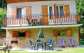 Maison pour 4 personnes à Trencianske Teplice