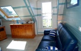 Gîte magnifique vue sur océan accès à pied 2 chambres pour 4 pers - Erdéven