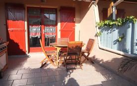 Studio pour 2 personnes à Saint Cyprien