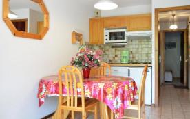 Appartement 2 pièces de 31 m² eviron pour 6 personnes, la résidence La Loria est située à proximi...