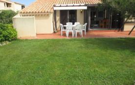 Port-Leucate(11) - Quartier naturiste - Aphrodite village.Trois pièces - 39 m² environ - jusqu'à ...