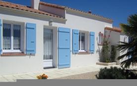 FR-1-357-85 - Maison de vacances T3, dans quartier résidentiel, à 500 m plage