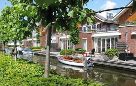 Appartement pour 4 personnes à Uitgeest