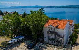 Appartement pour 2 personnes à Crikvenica/Dramalj