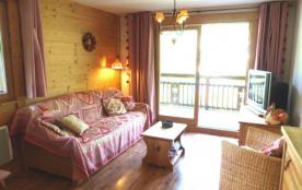Appartement 3 pièces cabine, exposé sud-est.
