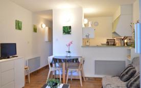 Appartement Studio/cabine - 25 m² environ - jusqu'à 4 personnes.