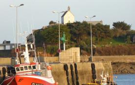la chapelle Ste Barbe vu du port