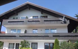 Appartement pour 3 personnes à Oberstaufen