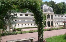 Villa les Genêts - Villa en rez-de-jardin située dans la jolie station thermale de Saint-Honoré-l...