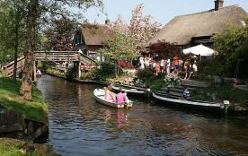 Maison pour 3 personnes à Giethoorn