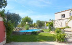Villa de standing à la campagne - Accès piscine et jardin 6 couchages