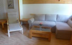 Appartement pour 3 personnes à Grimentz