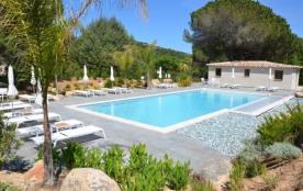 Résidence les Pins de Santa Giulia - Villa F2M 4-5 personnes