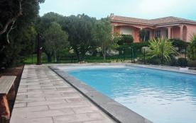 maison récente,campagne,indépendante,piscine + mer+montagne
