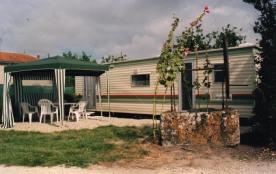 Mobile Home à CHENAC SAINT SEURIN D UZET