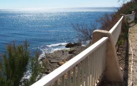 Villa, un petit coin de paradis au bord de l'eau à CARRY LE ROUET