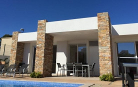 Location Costa Dorada - Villa de standing climatisée, piscine privée chauffée, jusqu'à 8 personnes.