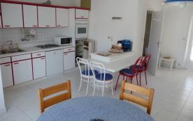 Maison de plein pied, à Quiberon, non loin des plages.