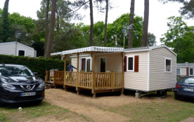 Agréable mobil-home camping 4****