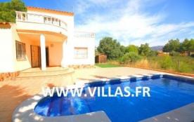 Villa CP Gala - Cadre extérieur agréable pour cette ravissante villa accueillant de 6 à 8 personn...