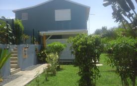 Residence La Creolière location bungalow à Sainte Anne en Guadeloupe