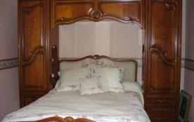 chambre n°1 lit 140 2 persones