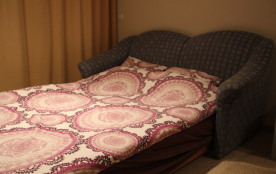 Appartement met 1 slaapkamer en zijdelings zeezicht.