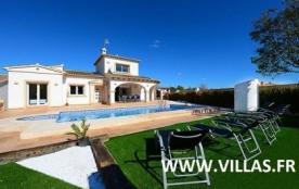 Villa OL Sar - Magnifique villa avec piscine privée à Calpe, à seulement 800 m de la plage de sab...