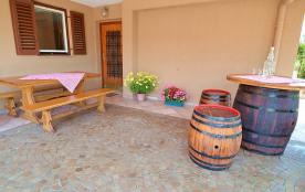 Appartement pour 2 personnes à Opatija/Pobri