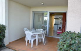 Résidence Le Byblos, appartement studio de 17 m² environ pour 3 personnes idéalement, face à la m...