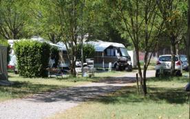 Camping de l'Ardèche, 150 emplacements
