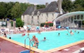Camping Le Deffay - Chalet Azur (sans draps)