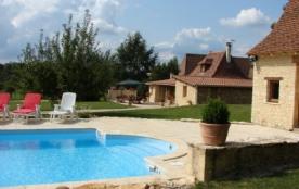 Location d'une maison d'ami avec sa piscine privée - Saint-Crépin-d'Auberoche