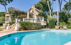squarebreak, Villa intimiste avec piscine sur le cap d'Antibes