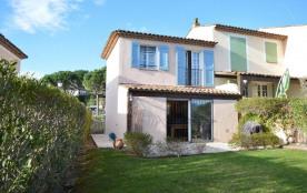 Domaine du Golf de Roquebune - Maison 3 pièces de 50 m² environ pour 4 personnes, cette location ...
