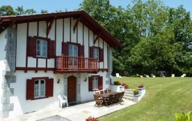 Detached House à SAINT MARTIN D'ARBEROUE