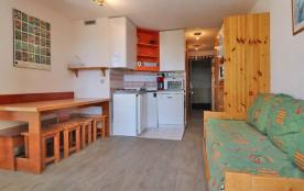 Résidence Le Valaisan située quartier des Chavonnes Hautes - 2 pièces 6 personnes de 32 m², class...