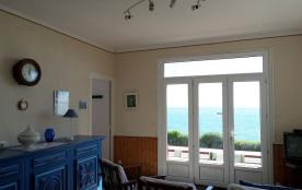 autrre vue du séjour sur la baie de Bourgneuf