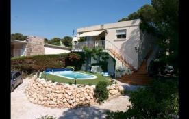 magnifique villa à 2 pas de la mer