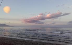 villa mitoyenne  bord de mer à 50 m de la plage