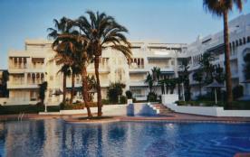 Magnifique appartement direct plage et dans belle résidence avec piscine