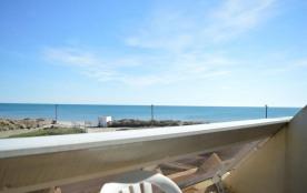 Résidence Héliopolis - Appartement studio cabine avec très belle vue mer.