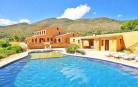 Villa OL Para - Impressionnante et agréable villa très privée, de style campagnard, située dans l...