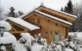 Joli Chalet Familial au Pays du Mont-Blanc